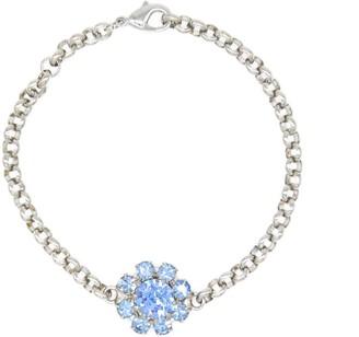 Rosaspina Firenze Florentine Garden Bracelet In Light Sapphire