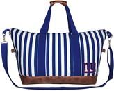 Unbranded Women's New York Giants Striped Weekender Bag