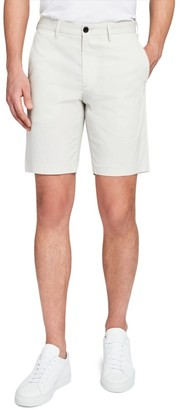 Theory Zaine Slim Straight Chino Shorts