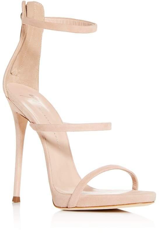 dcc8c8fe72 Giuseppe Zanotti Wrapped Heel Women's Sandals - ShopStyle