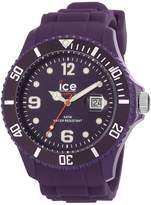 Ice Watch Ice-Watch Men's Ice-Winter SW.GE.B.S.11 Silicone Quartz Watch with Dial
