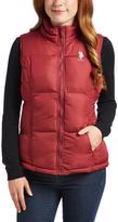 U.S. Polo Assn. Red Puffer Vest