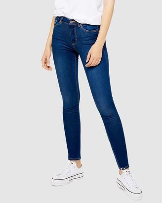 Topshop Petite PETITE Leigh Skinny Jeans