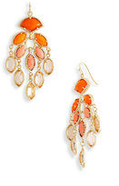 Kendra Scott 'Gwen' Large Chandelier Earrings