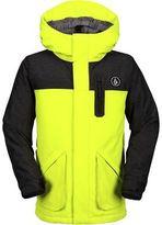 Volcom VS Hooded Insulated Jacket - Boys'