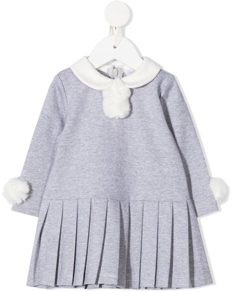 Patachou Knitted Casual Dress