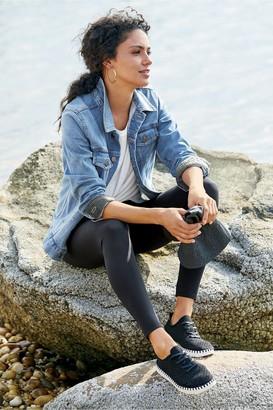 Women Superslim Solid Leggings