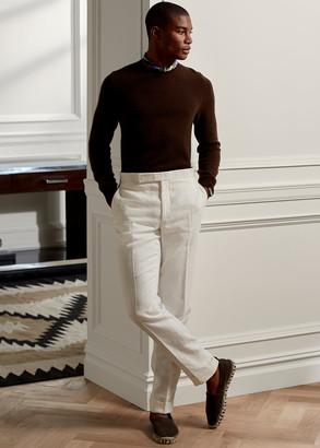 Ralph Lauren Gregory Linen Suit Trouser