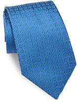 Charvet Solid Textured Silk Tie