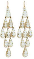 Ashley Pittman Densi Chandelier Horn Earrings