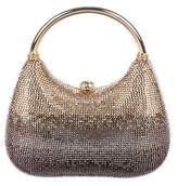 Judith Leiber Ombré Crystal Evening Bag