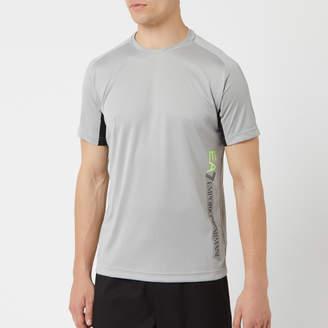 Emporio Armani Men's Ventus 7 Short Sleeve T-Shirt