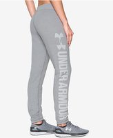 Under Armour Favorite Fleece Sweatpants