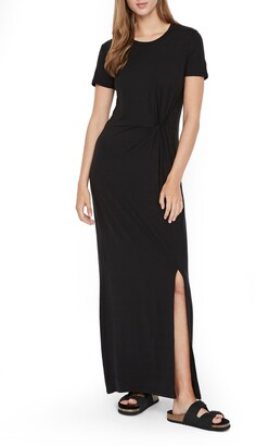 Vero Moda Ava Lulu Short Sleeve Maxi Dress