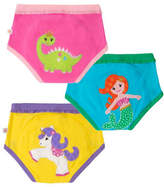 Zoocchini Three-Pack Girls Fairy Tales Training Pants