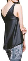 Sedate Charcoal Hi Low Double Layer Tank
