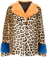 Simonetta Ravizza leopard print jacket