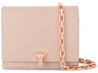 THE VOLON Chain-Strap Mini Bag