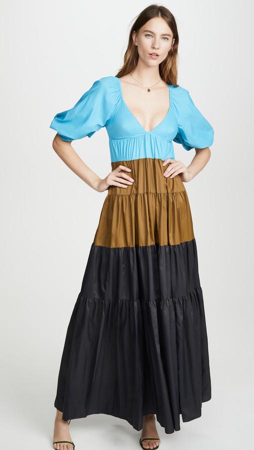 STAUD Meadow Dress