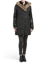 Carrie Coat With Faux Fur