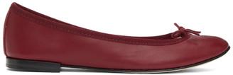Repetto Red Cendrillon Ballerina Flats