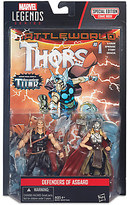 Disney Marvel Legends Series Defenders of Asgard Action Figure Set - Thor & Odinson - 4'' H
