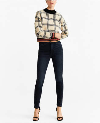 MANGO High-Waist Soho Jeans
