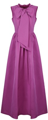 Valentino Evening Dress With Bow