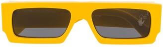 Off-White Arrow Logo Sunglasses