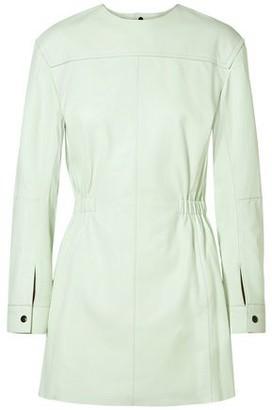 Isabel Marant Nevans Leather Mini Dress