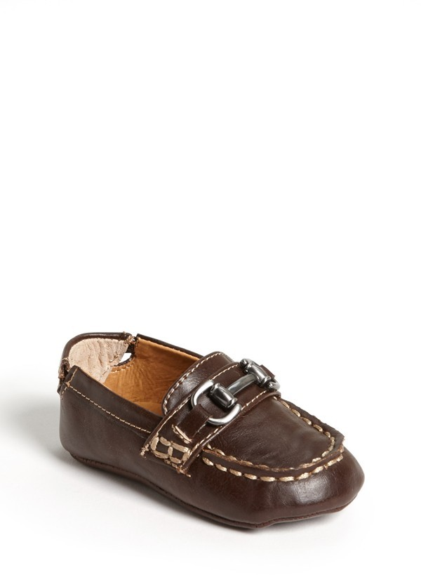 Cole Haan 'Mini Bit' Crib Shoe (Baby)