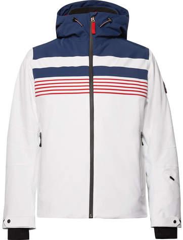 Bogner Fire + Ice Mendo Striped Ski Jacket