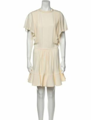 Chloé 2018 Mini Dress w/ Tags