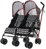 O Baby Obaby Apollo Twin Stroller - Crossfire