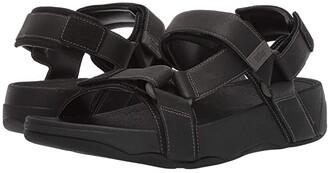 FitFlop Ryker (Black) Men's Sandals