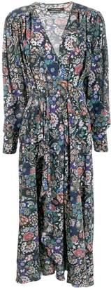 Isabel Marant floral maxi dress
