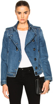 Anthony Vaccarello Denim Jacket