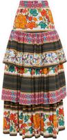 Stella Jean Mietitore Skirt
