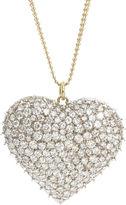 Renee Lewis Diamond Heart Necklace