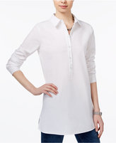 Tommy Hilfiger Tunic Shirt, Only at Macy's