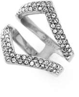Botkier Crystal Pave Ring - Size 7
