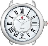 Michele Women's MW21B00A0963 Serein 16 Analog Display Silver-Tone Watch Head