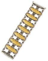 Konstantino 18K Gold & Sterling Silver Marquis Link Bracelet