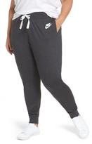 Nike Plus Size Women's Sportswear Gym Classic Pants