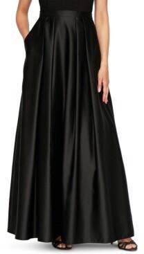 Alex Evenings Pocketed Ballgown Skirt