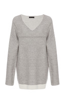 ATM Wool and Cashmere-Blend Sweater