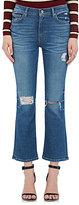 IRO Women's Bonnie Distressed Flared Jeans