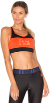 P.E Nation Kicker Paneled Sport Bra