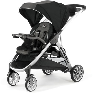 Chicco Neutral Bravo For 2 Double Stroller