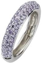 Celesta Women 925/1000 silver sterling silver Red Zirconium oxide rhodolite FASHIONRING